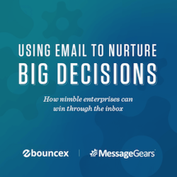 Using Email To Nurture Big Decisions