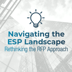 Navigating The ESP Landscape: Rethinking The RFP Approach