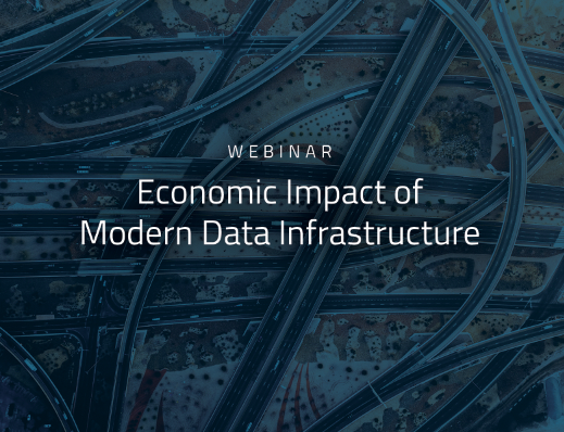 Economic Impact of Modern Data Infrastructure